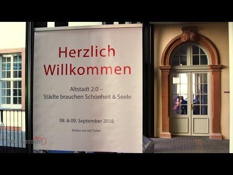 Gute Architektur ist Menschenrecht! - Filmdokumentation der Frankfurter Altstadt-Tagung
