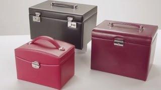 Обзор шкатулок для украшений Windrose, модели Beluga, Ambiance и Merino