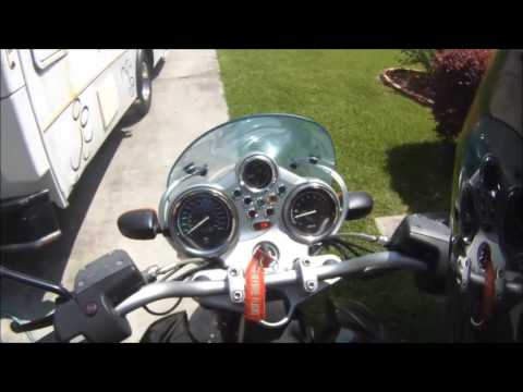 2004 Bmw R1150r Cold Start Issue Youtube