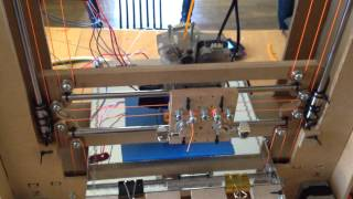 Prototyped Corexz 3d Printer Made With A Scrollsaw