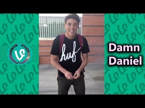 Damn Daniel, Back At It With The White Vans Vine Compilation 2016 - Part 1