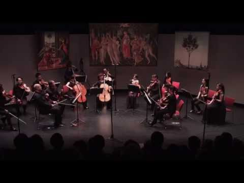 The Academy of Taiwan Strings play Grieg's Suite Holberg