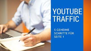 YouTube Traffic generieren: So geht´s