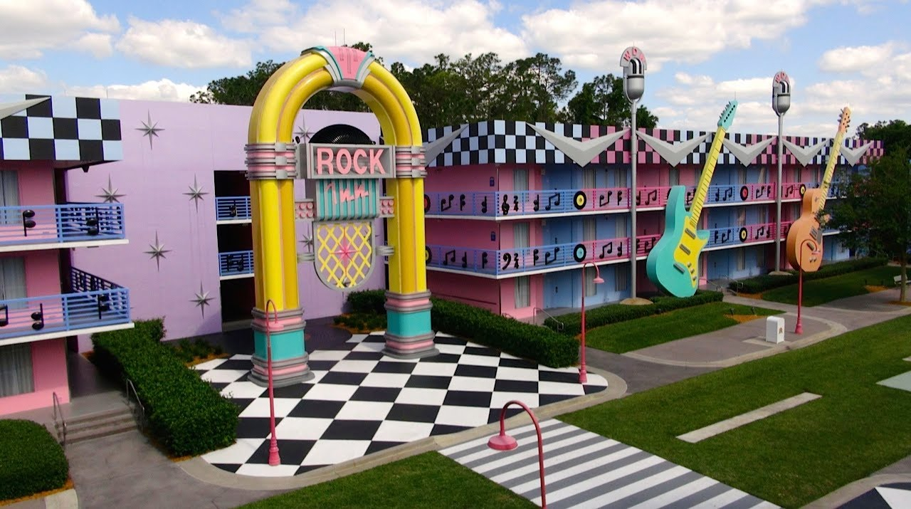 disney's all star music resort 2014 tour and overview - walt