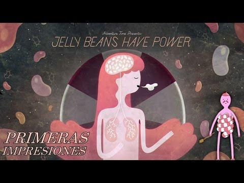 Jelly Beans Have Power | Hora De Aventura | PRIMERAS IMPRESIONES Y TEORIAS