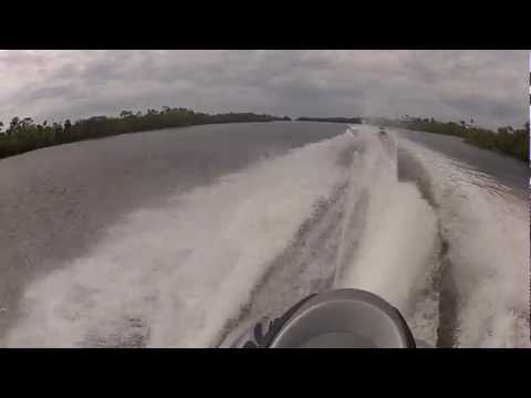 Yamaha FX SHO Cruiser - GoPro Hero2 Head Mount