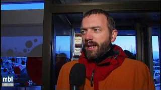 Riot in Iceland Economy protest.