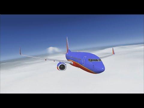 PMDG 737-700: Baltimore to West Palm Beach