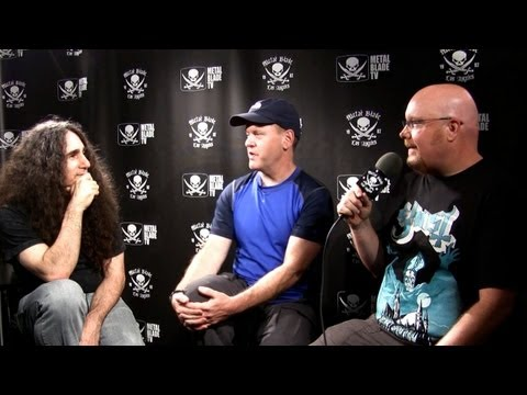 "Arch / Matheos ""Fates Warning History"" Interview"