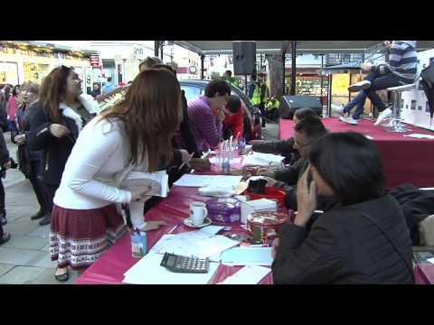 GBC Open Day 2013 - Radio Gibraltar Roadshow Report