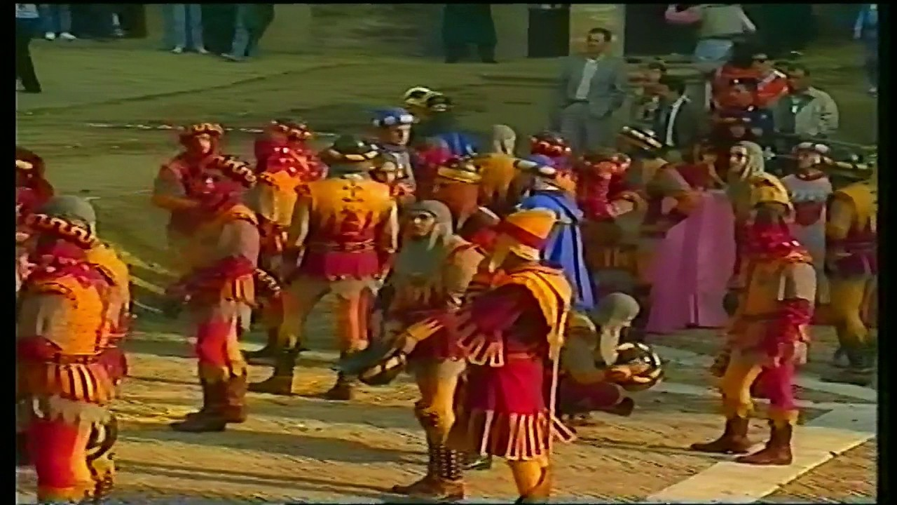 VENTISETTE video celebrativo XXVIIa Lancia d'Oro - settembre 1995