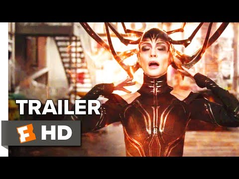 Thor: Ragnarok Comic-Con Trailer (2017) | Movieclips Trailers