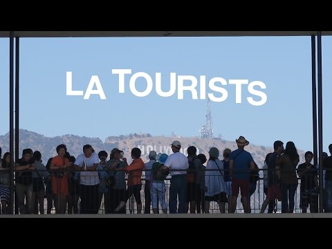 LA Tourists For A Day | Los Angeles, CA