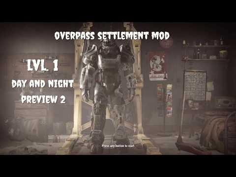 Overpass settlement mod updates