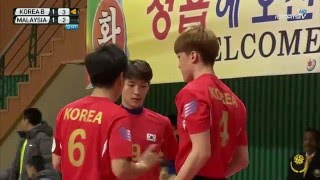 Download Video KOREA B vs MALAYSIA 3set MP3 3GP MP4