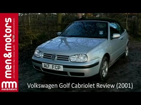 Volkswagen Golf Cabriolet Review (2001)