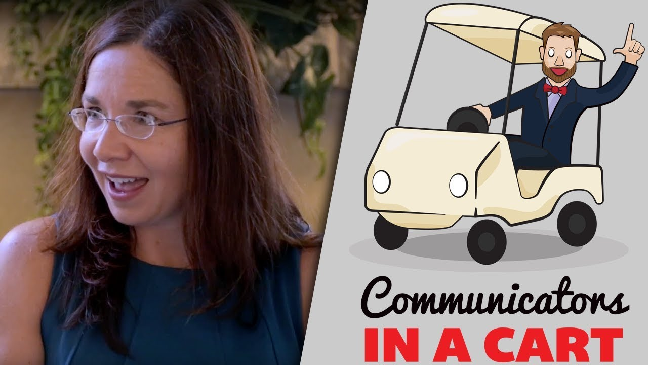 Communicators in a Cart | Episode 7 | Katharine Hayhoe