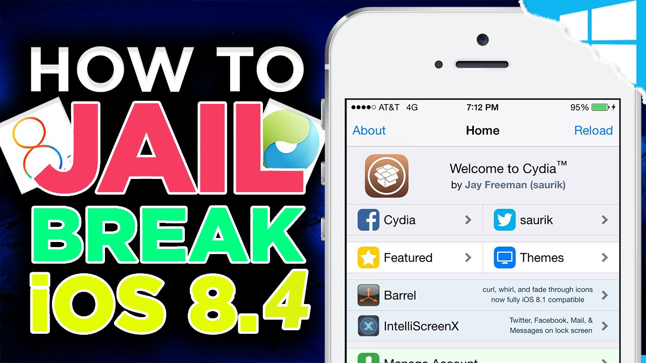 how to jailbreak iphone 4s taig how to jailbreak ios 8 4 untethered iphone 6 plus 17176