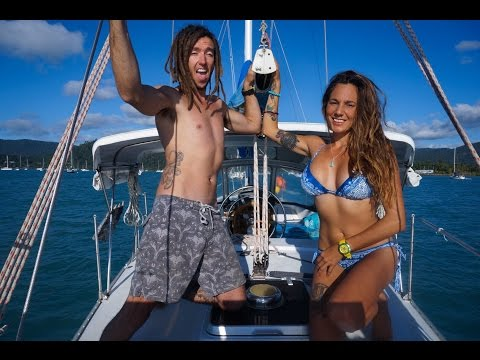 Tour of our yacht!! Sailing Nandji, Ep 8