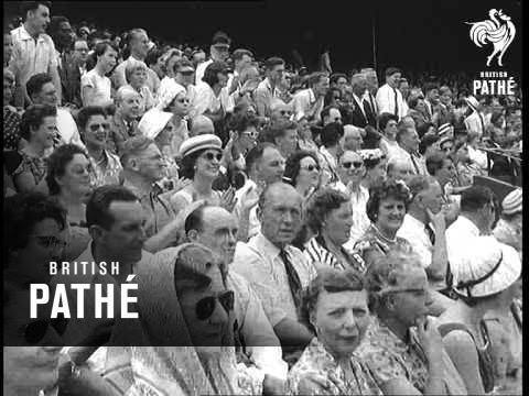 Sport - Wimbledon Men's Singles (1959)