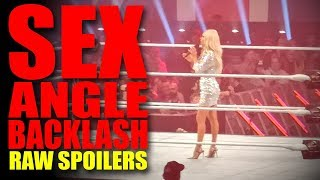 Worst WWE RAW Segment EVER!? HUGE BACKLASH from Fans! Lana SHOCK Announcement! ⚠️ Spoilers ⚠️