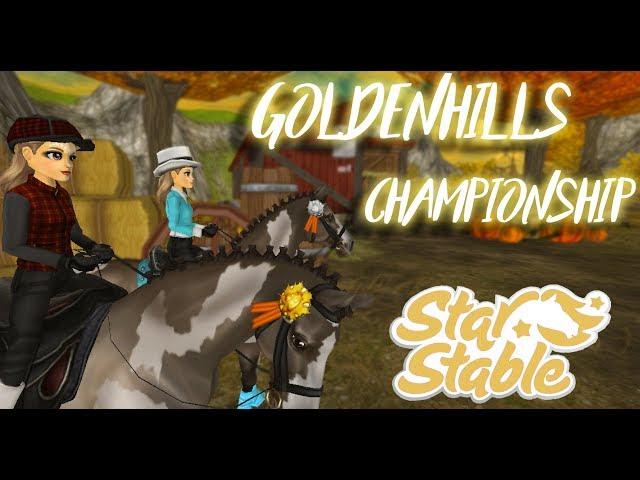 GoldenHills Championship ||Starstable Online ||Alexandra´s Cam