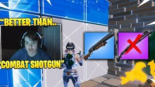 Mongraal Shows Why *PUMP SHOTGUN* is BEST Weapon in Fortnite!