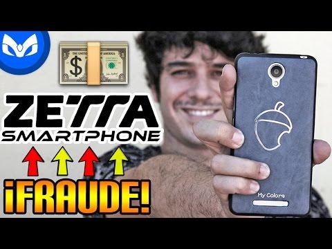 FRAUDE SMARTPHONE ZETTA - Analisis...