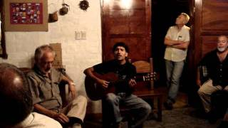 Jujuy Mujer -canto y baile en Chilecito 2008.mpg
