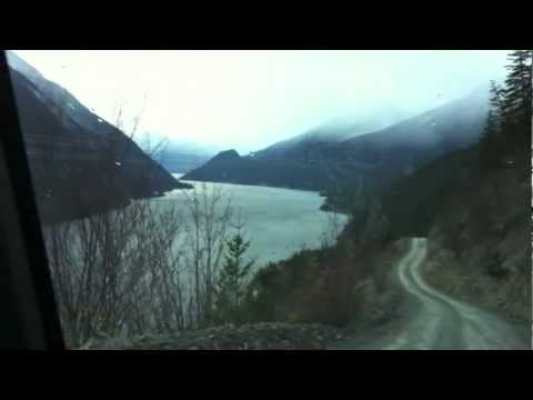 The Road From Seton Portage BC