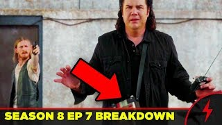 "Walking Dead 8x07 BREAKDOWN - Eugene Theory! (""Time for After"" Analysis)"