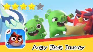 Angry Birds Journey 73 Walkthrough Fling Birds Solve Puzzles Recommend index four stars
