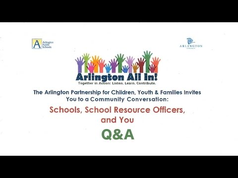 Schools, School Resource Officers, and You - Q&A