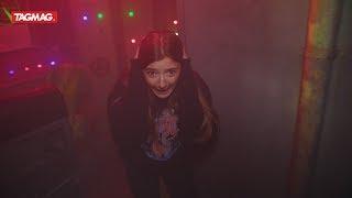 Halloween 2018 🎃 Jamie-Lee in de 'Sonar'