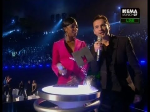Depeche Mode Dave Gahan MTV Awards