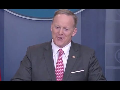 Thumbnail: Spicer Can't Say If Trump Will Ever Release Tax Returns