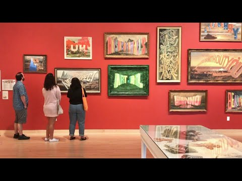 Art College Vlog 3 | Going to the Hunter Museum of Art!