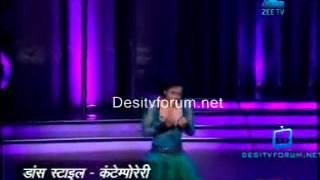 Dance India Dance - Season 3 - 15th April 2012 - Part 3