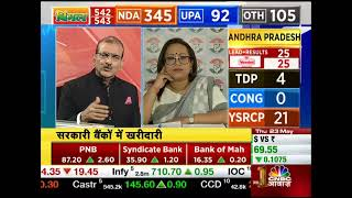 CNBC Awaaz Live TV | What Went Wrong For The Indian National Congress
