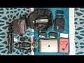 What's in my Camera / Tech Bag! • 2019