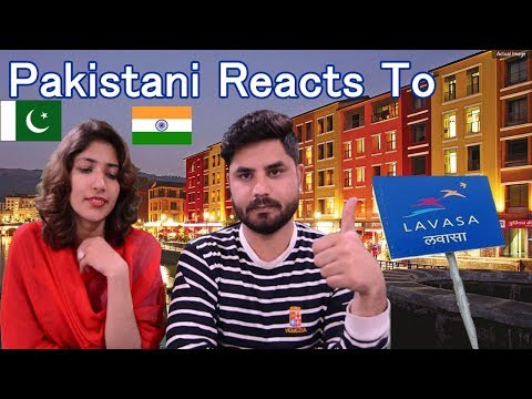 Pakistani Reacts To | Lavasa City || India's Largest Hill City || Pune City || Maharashtra