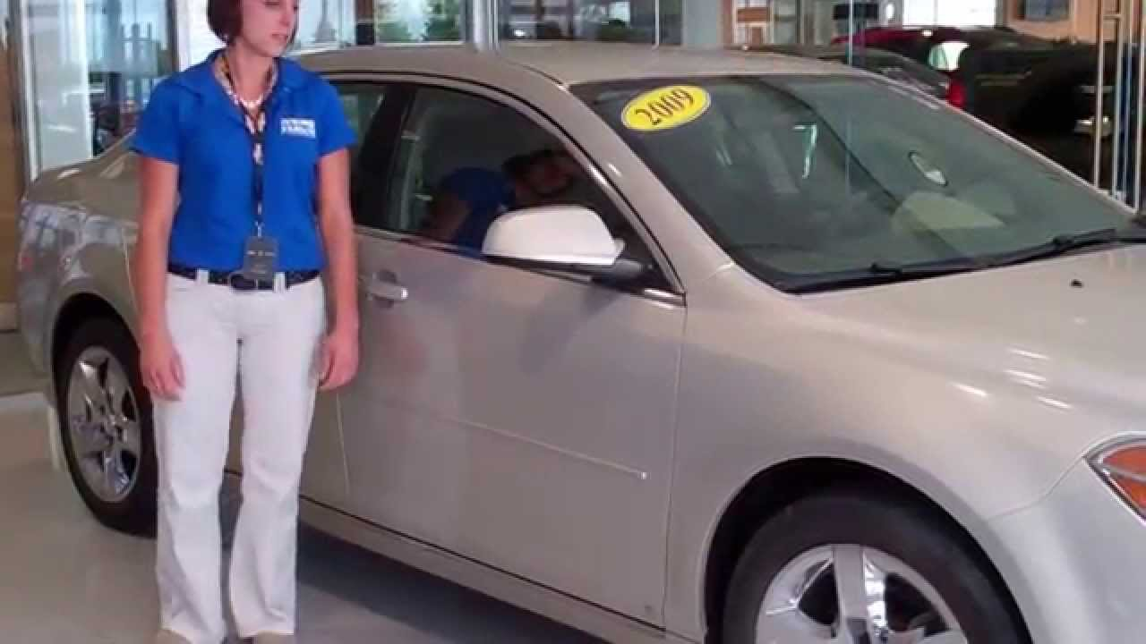 2009 chevy malibu at don johnson motors in rice lake wi