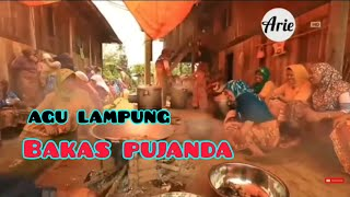 Lagu Lampung Bakas Pujanda & Lirik