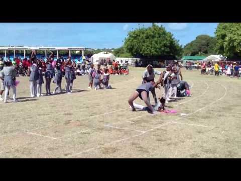 West end primary school anguilla cheat leading 2013