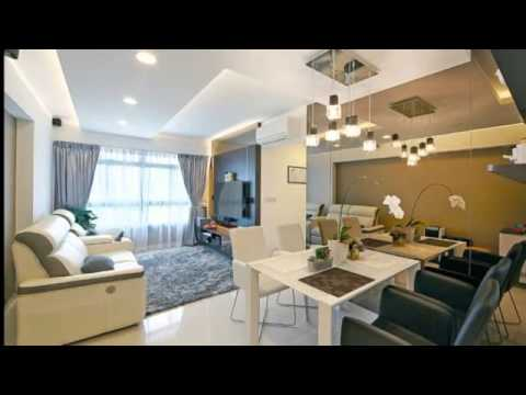 Resort Style HDB Interior Design  YouTube