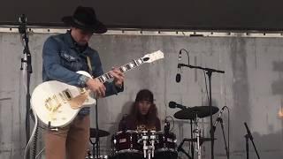Honey Hounds - Back Door Man - Springing The Blues/JAX Beach 2018