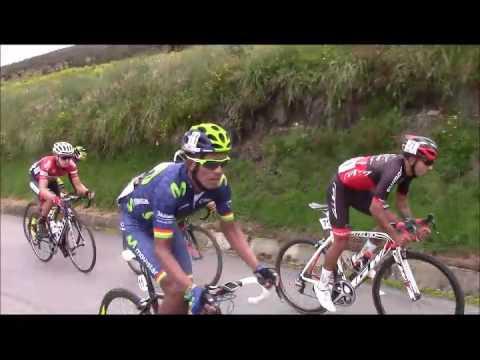 Segunda etapa Vuelta a Boyacá Miguel Rubiano ganó en Soatá
