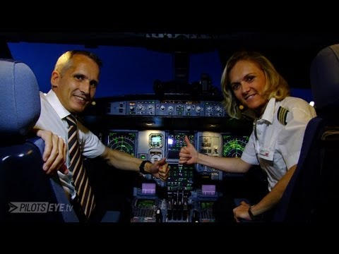 "PilotsEYE.tv  - PVG | Shanghai A340 SWISS ""Engine Overheat"" - Trailer"