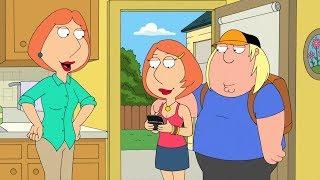 Chris's girlfriend is exactly like Lois