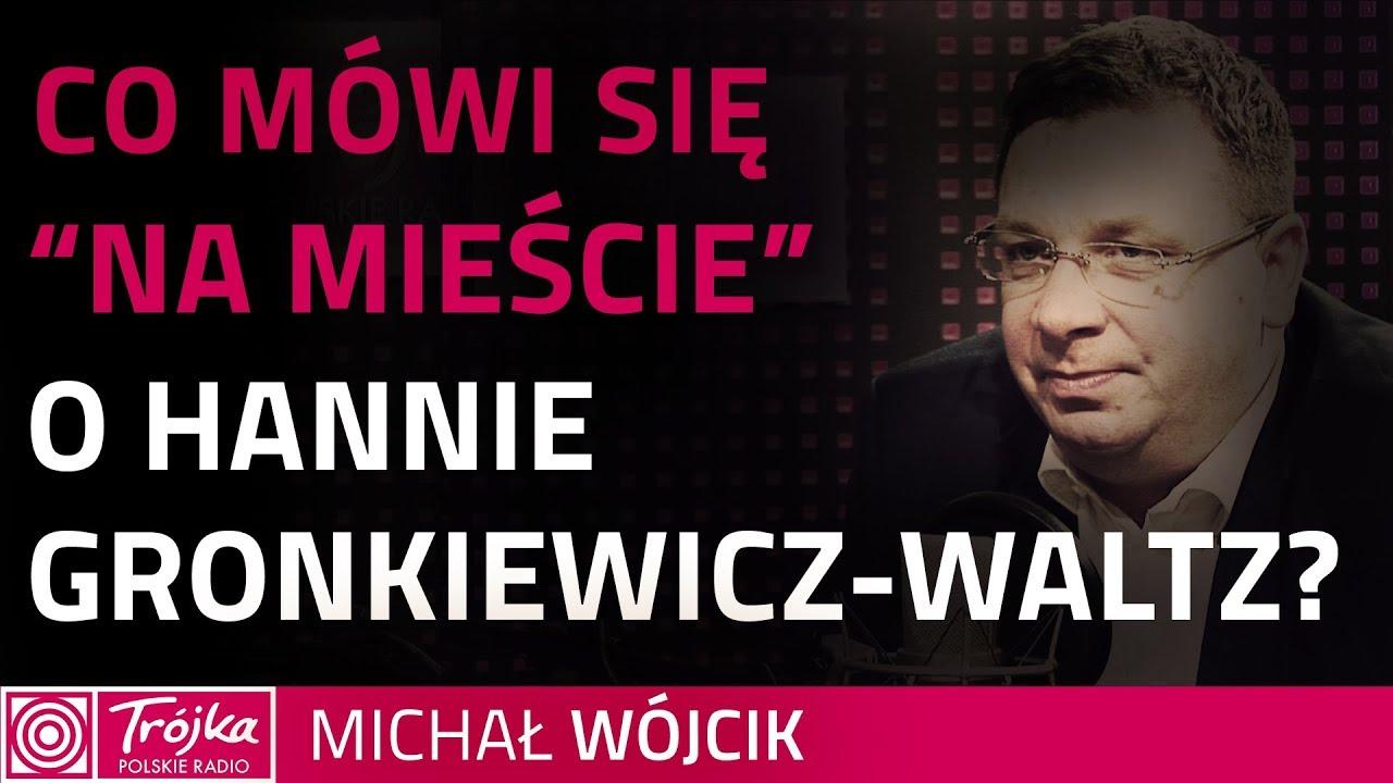 Wójcik: Gronkiewicz-Waltz ma za nic równość wobec prawa